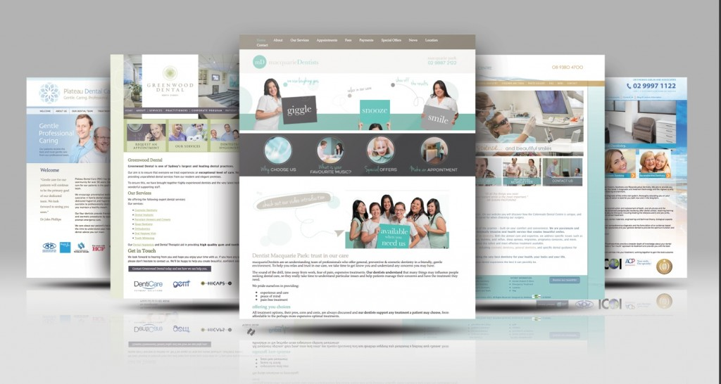 Wellsites : medical, dental and health care website design