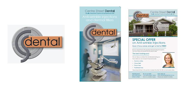 dental brochure design