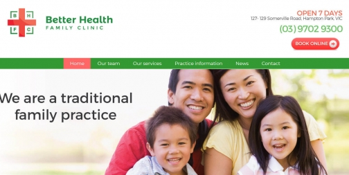 Better Health Family Clinic