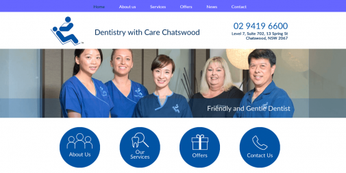 Dentistry with Care Chatswood