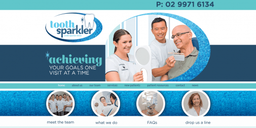 Tooth Sparkler Family Dental Care