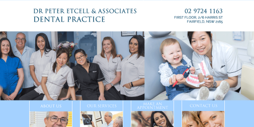 Dr Peter Etcell & Associates Dental Practice