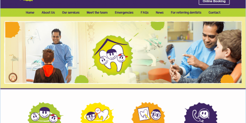 Paediatric Dental Home