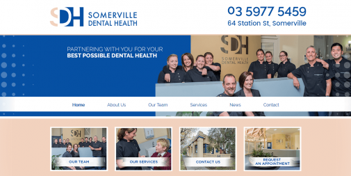 Somerville Dental Health