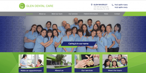 Glen Dental Care